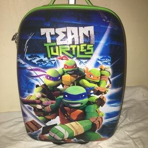 Nickelodeon TMNT Suitcase